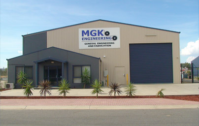 MGK Engineering Factory